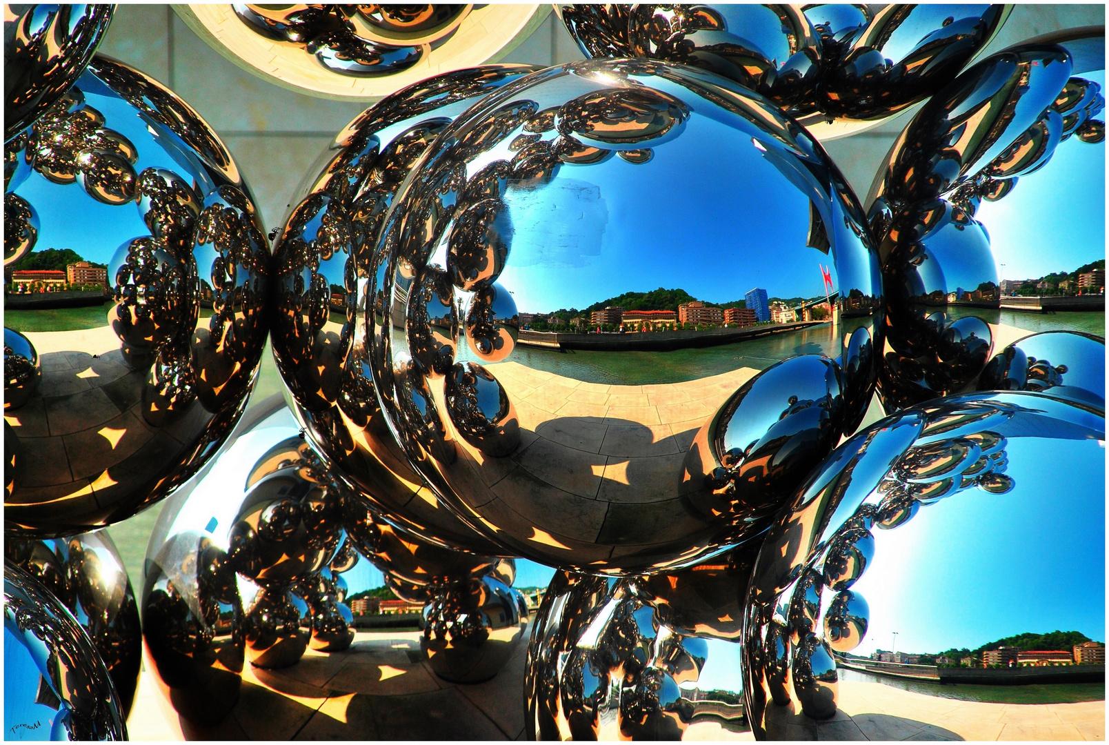 Sphères & Reflets