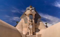 Sphinx, Luxor Hotel, Las Vegas, USA