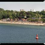 Spiaggia a Kiel