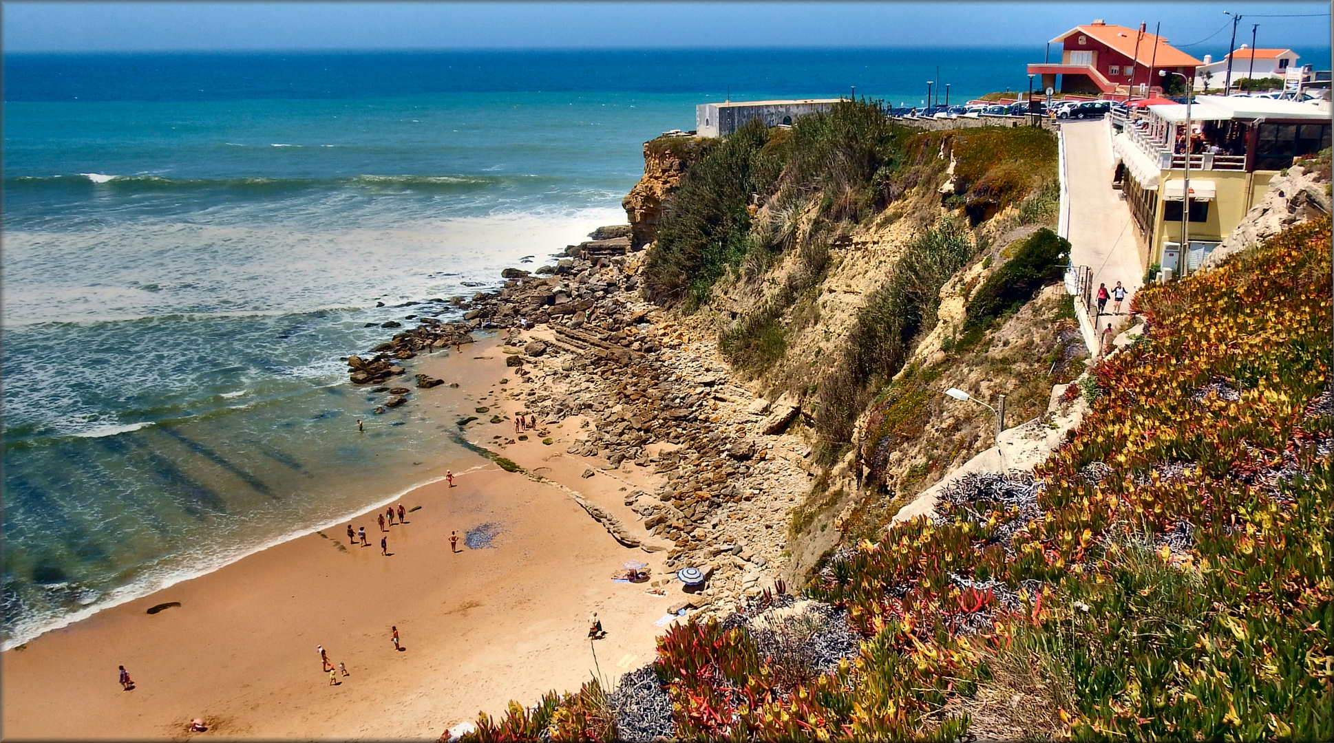 Spiaggia al  Magoito