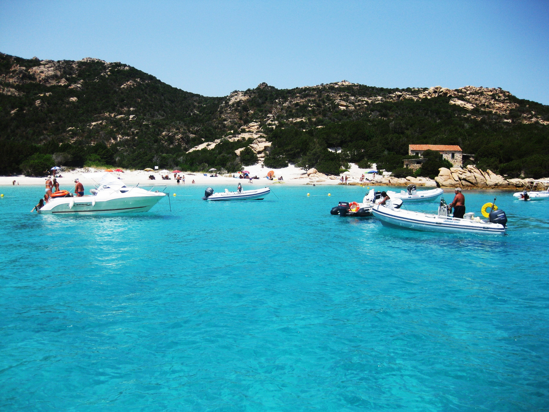 spiaggia Cala Corsara ( Spargi)