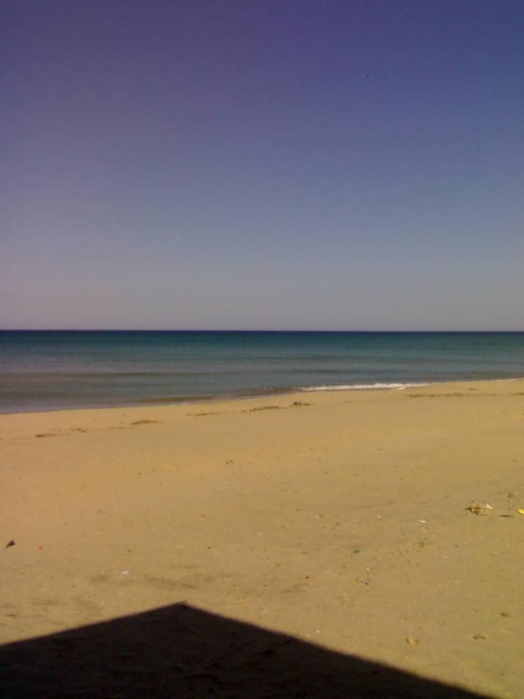 Spiaggia con ombra