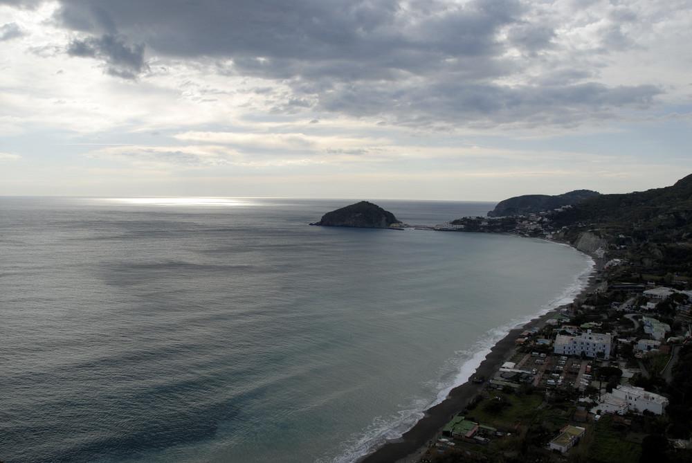 Spiaggia dei Maronti-Ischia