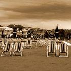 """Spiaggia di Viareggio """"vintage"""""""