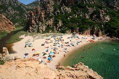 """Spiaggia """"Li Cossi"""""""