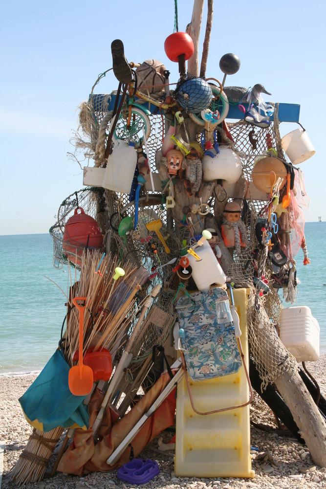 spiaggia pulita