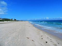 spiaggia senza folla