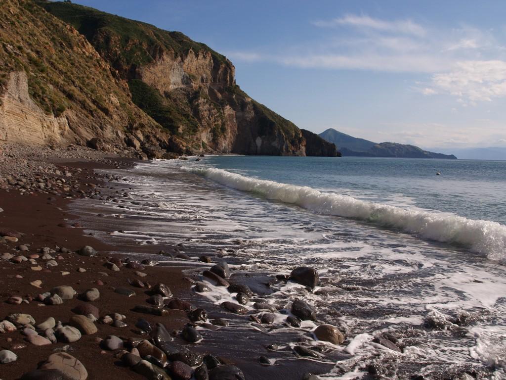 Spiaggia Valle di Muria Lipari