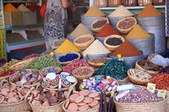 spices and flavours