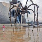 Spider, ein Mensch ignoriert....!!