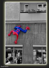 Spiderman ...