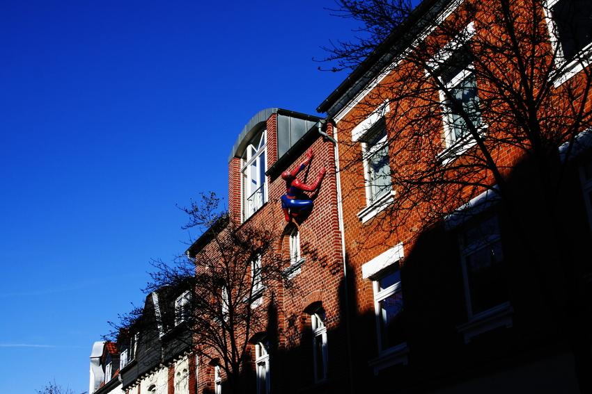 Spiderman und es gibt ihn doch.....
