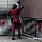 Spiderwoman having a break, Hollywood