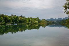 Spiegel-Landschaft