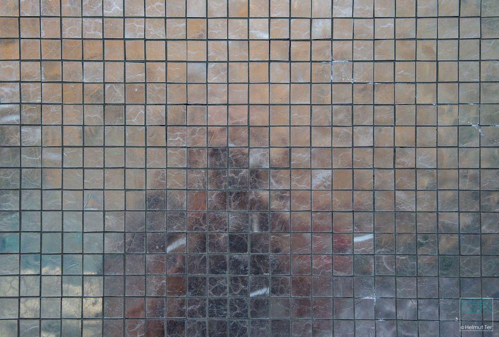 Spiegel-Mosaik