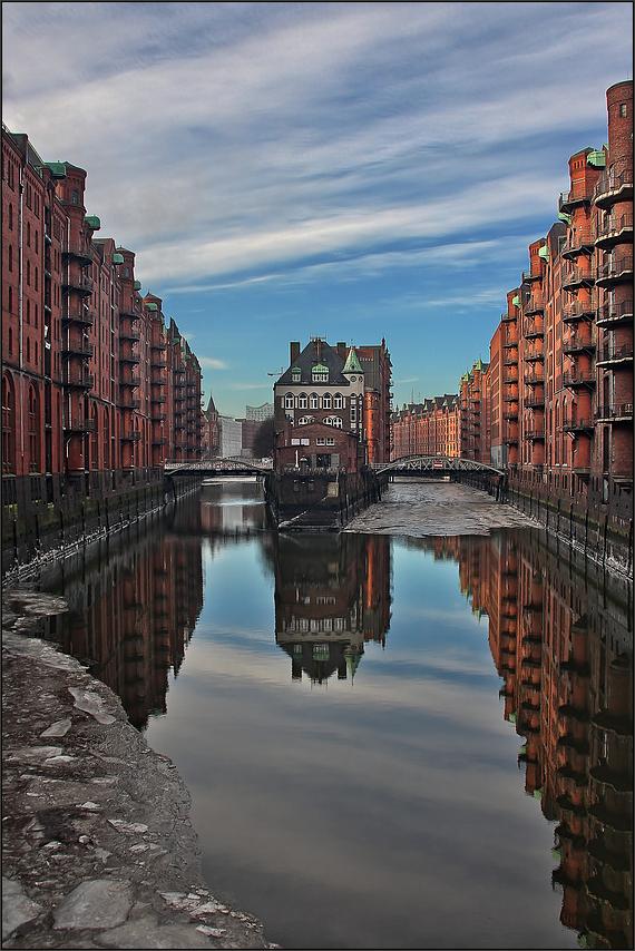 * Spiegel Schloss **