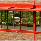 Spiegelballons - Zeche Zollverein