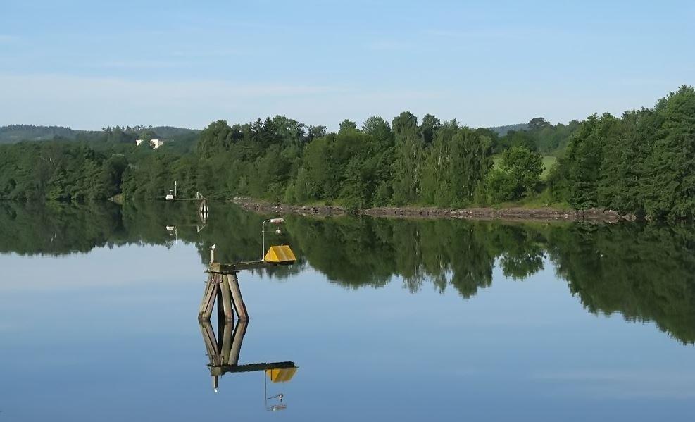 Spiegelbild aus Schweden ...