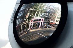 spiegelbilder  Amsterdam 1