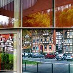 Spiegelbilder aus dem hessischen Bad Sooden Allendorf