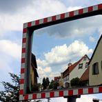 Spiegelblick...