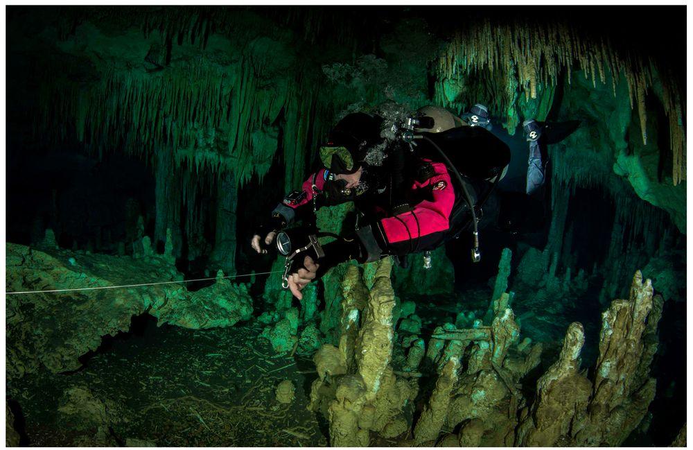 Spiegelblick - Grand Cenote V