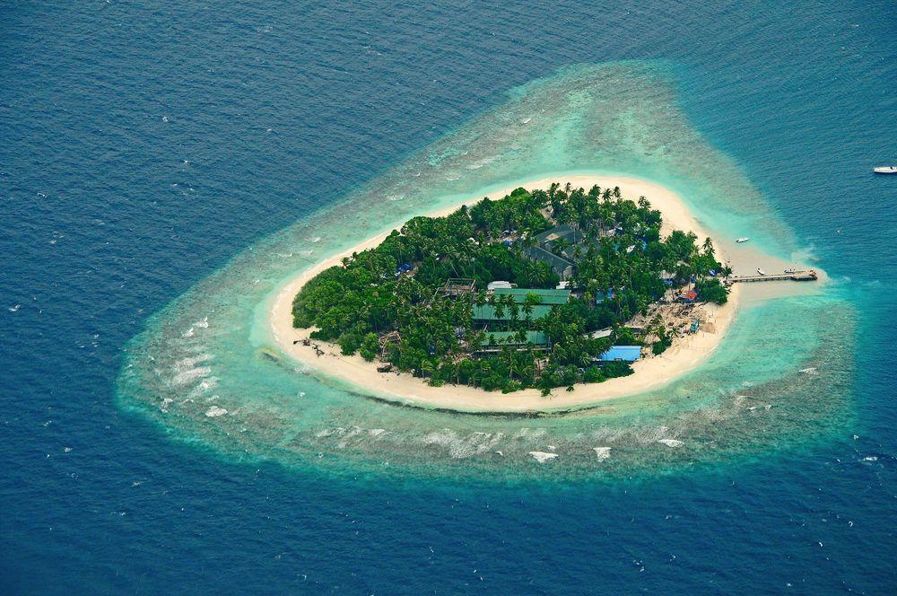 Spiegelei Insel