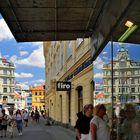 """"""" Spiegeleien in Prag """""""