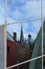 Spiegelfassade - Aachen-