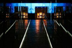 Spiegelgang im Röntgen Museum