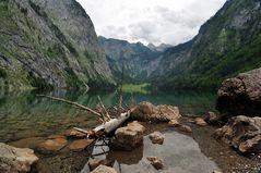 spiegelglatter Obersee