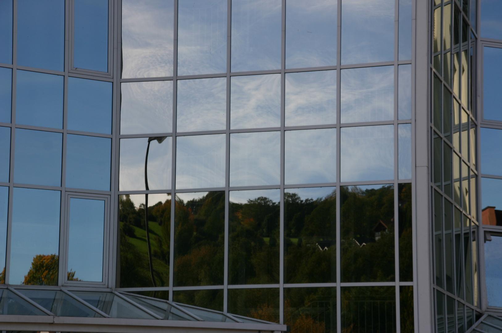 Spiegellandschaft