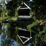 Spiegeln am See