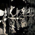 Spiegelpop im Museum
