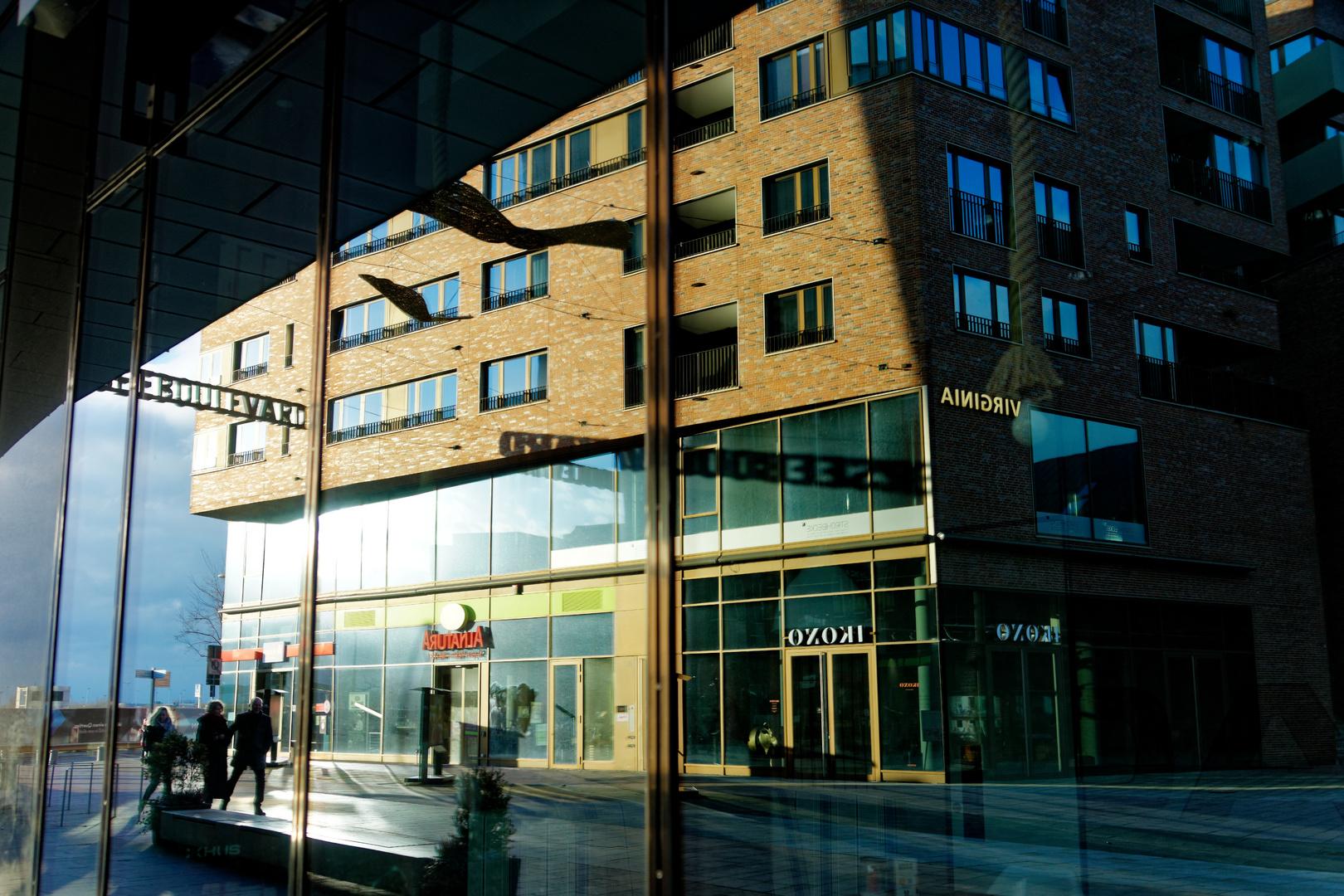Spiegeltag 20.02.18 in der Hafencity