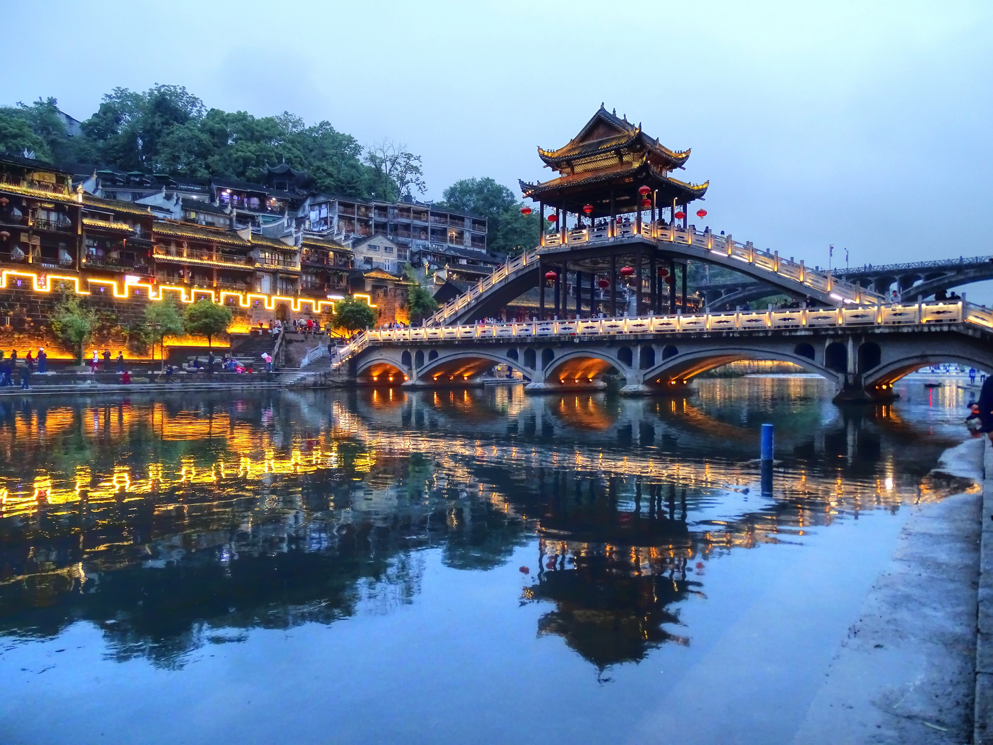 Spiegeltag 20.11.2018 - Fenghuang (China)