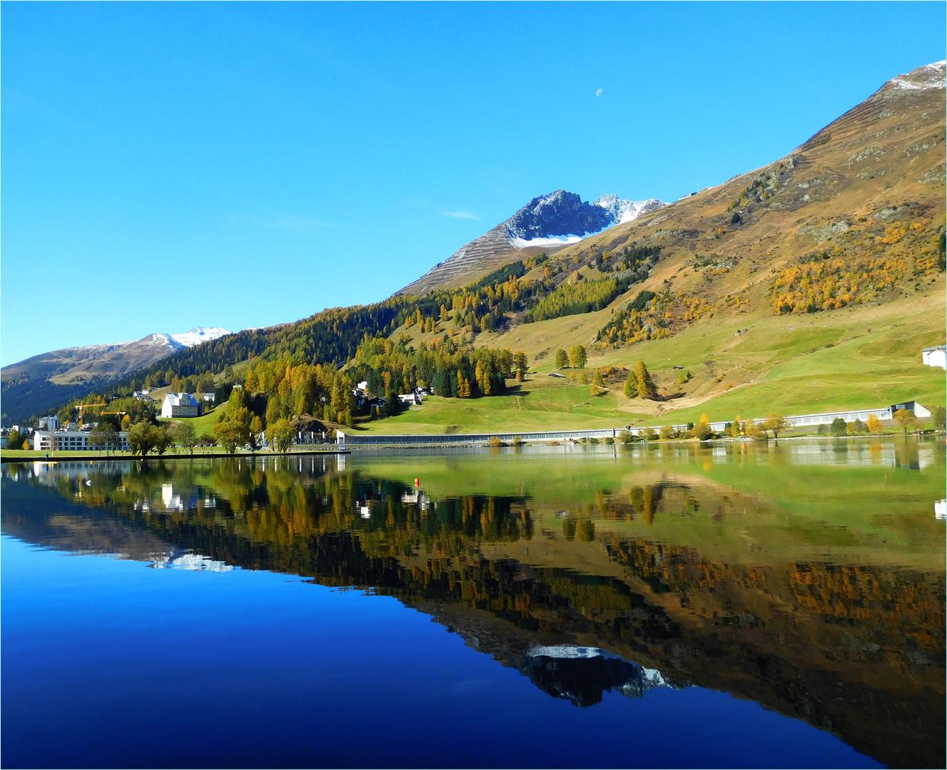 Spiegeltag am Davoser See
