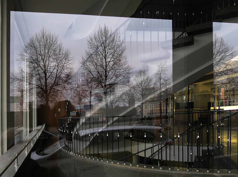 Spiegeltag - Architektur - Natur - Technik