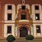 Spiegeltag :Erfurt Regierungssitz Fensterspiegelungen