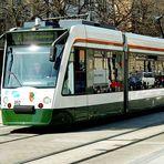 Spiegeltag- Straßenbahn