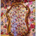 Spiegeltag- Tapete im Wandspiegel