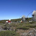 Spiegelteleskop - MAGIC IACT - 1und 2.