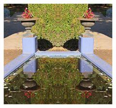 Spiegelung gespiegelt