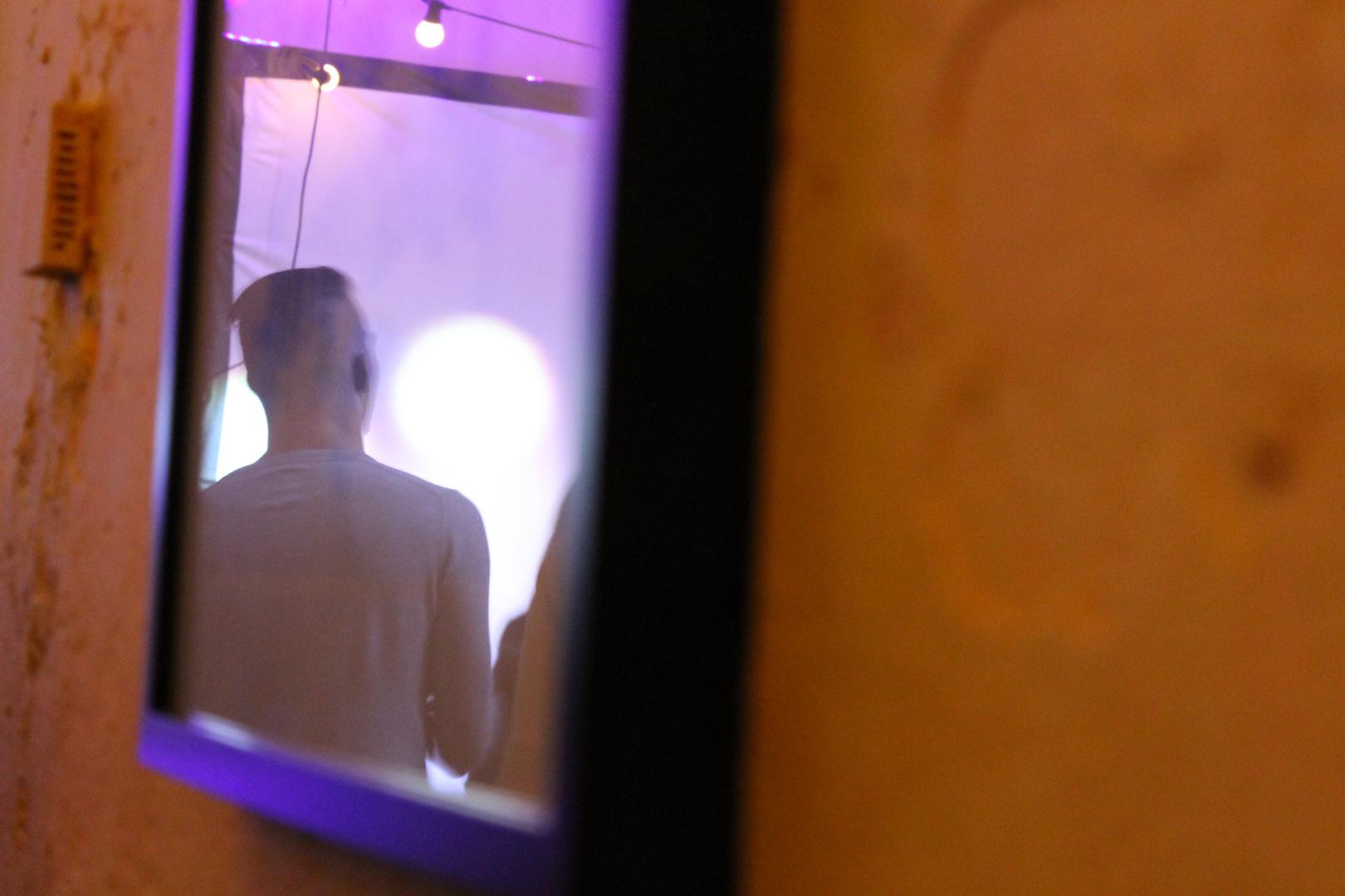 spiegelung im bilderrahmen Foto & Bild | experimente, gespiegelt ...