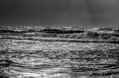 Spiegelung in der Nordsee