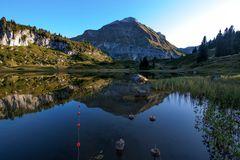 Spiegelung Juppenspitze