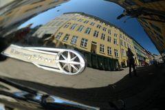 spiegelung Schloss kopenhagen