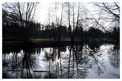 Spiegelung See
