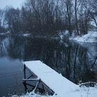 Spiegelung vom Winter