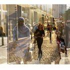 Spiegelungen einer Großstadt oder Berlin und seine Menschen